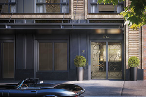 The d'Orsay at 211 West 14th Street in Chelsea