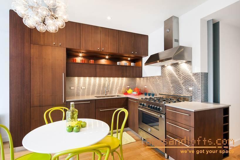 Apartment / Flat / Unit   260 North 9th Street #3A, New York, NY 10