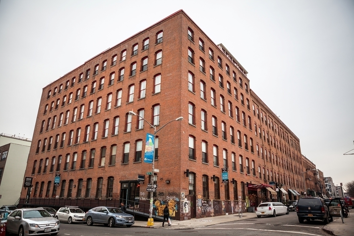 The Mill Building At 85 101 North 3rd St In Williamsburg