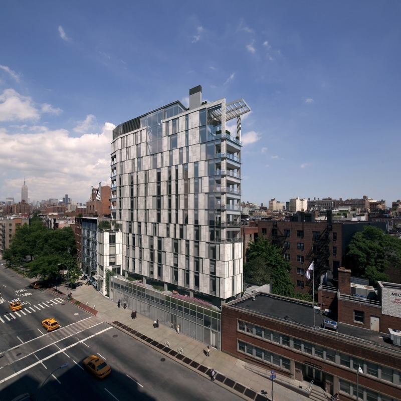 Renting An Apartment In Nyc: One Vandam At 180th Ave. Of The Americas In Soho : Sales