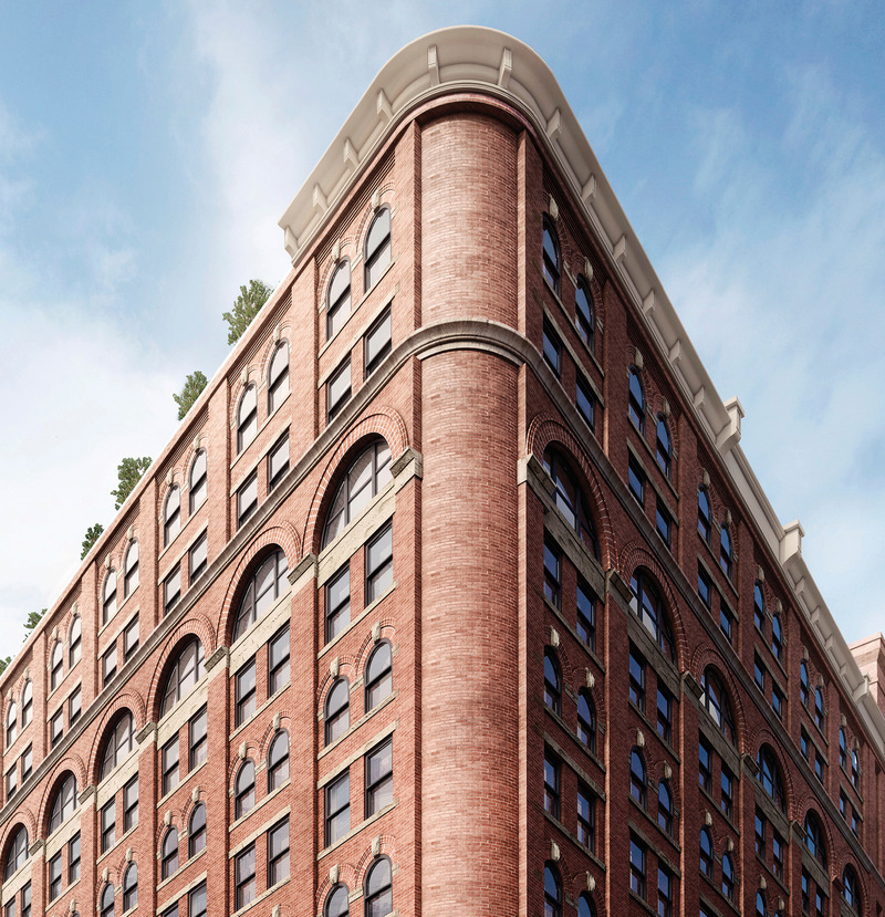 Street Housing: The Shephard At 275 West 10th St. In West Village : Sales