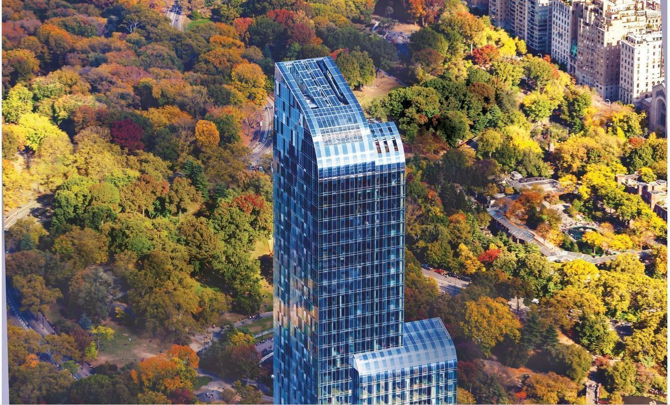 One57 at 157 west 57th st in midtown sales rentals for Condominium for sale in nyc