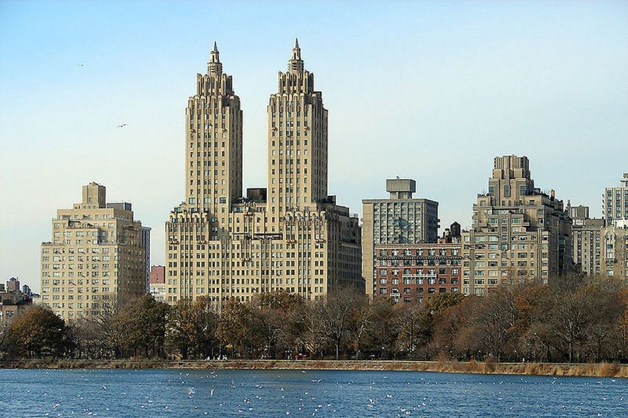 Central Park West in Upper