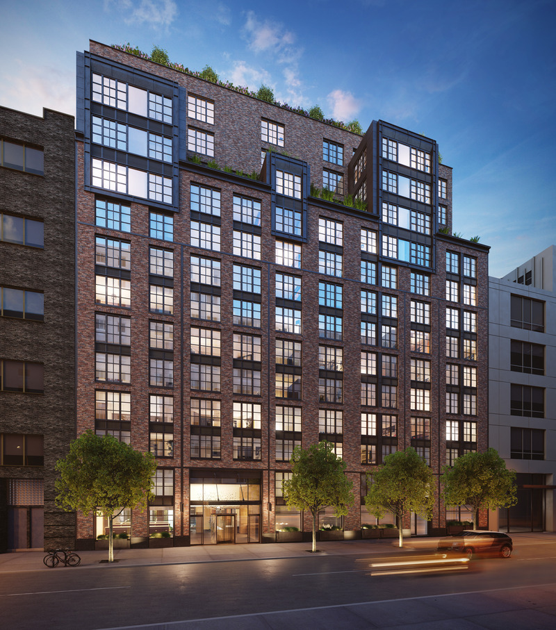 535W43 At 535 West 43rd St. In Hell's Kitchen : Sales