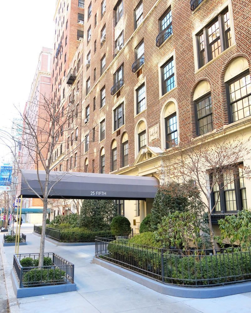 25 Fifth Ave. In Greenwich Village : Sales, Rentals