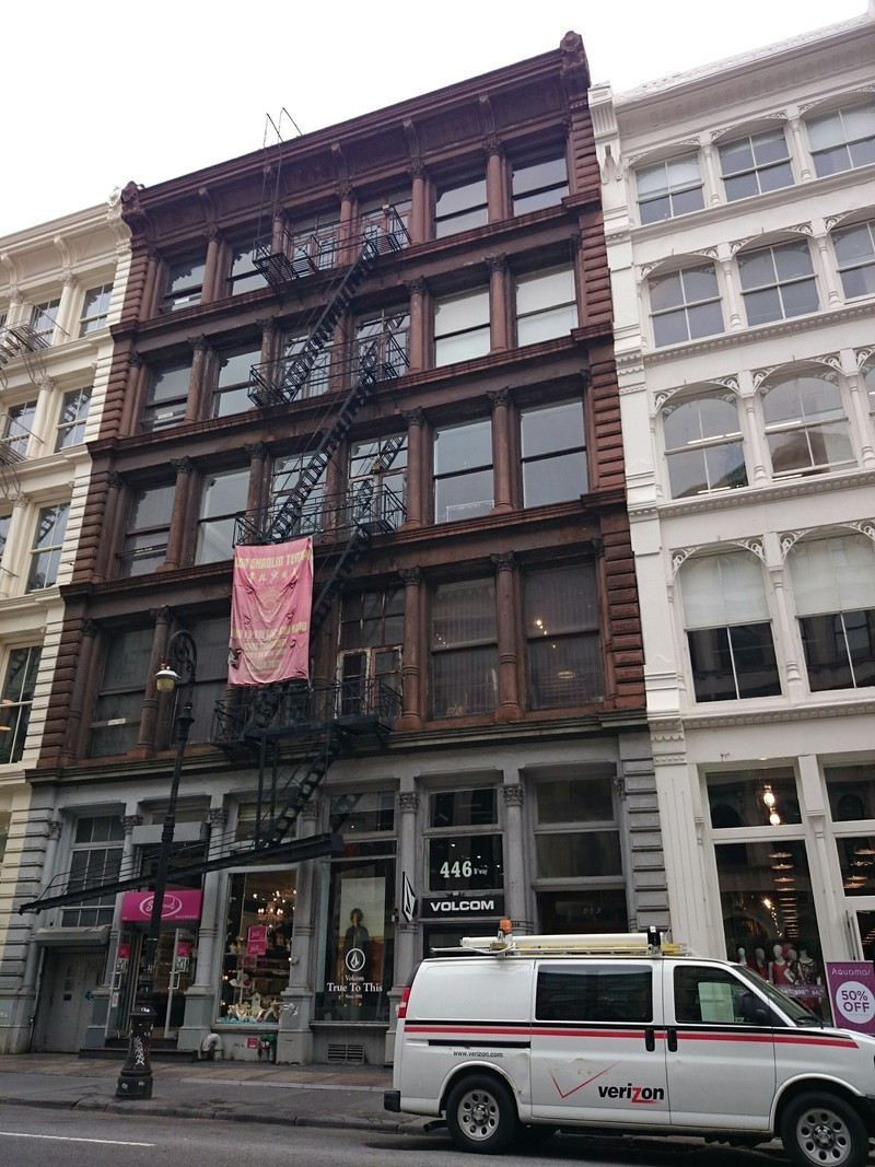 180 Mulberry Street #4F
