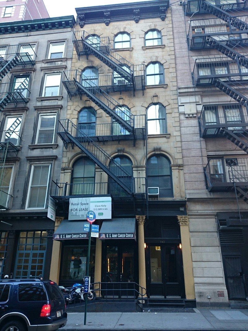 143 Chambers St In Tribeca Sales Rentals Floorplans