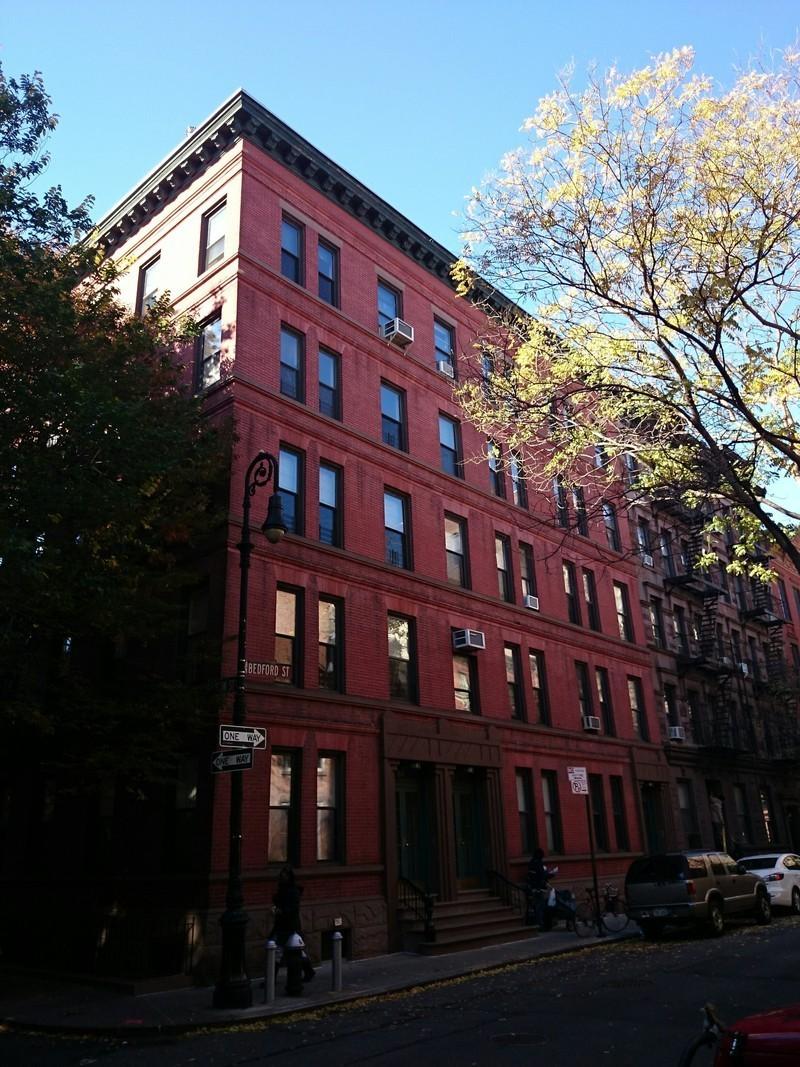 85 bedford street in west village manhattan naked for Manhattan west village apartments