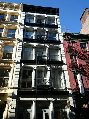 77 Greene St In Soho Sales Rentals Floorplans