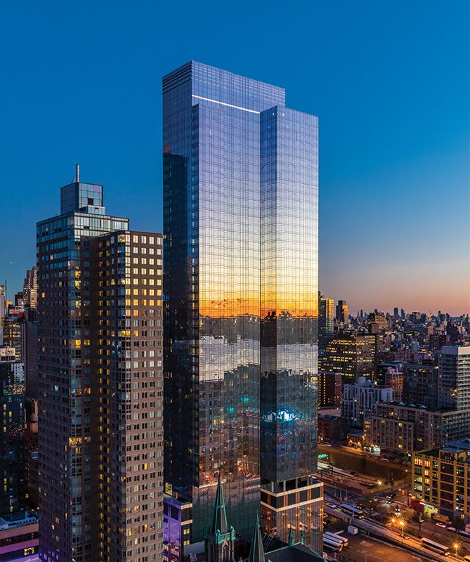 555TEN At 555 10th Ave. In Hudson Yards : Sales, Rentals