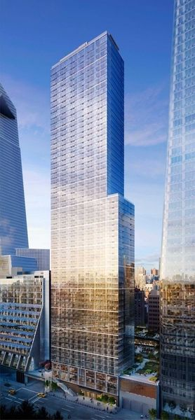 The Eugene at 435 West 31st Street in Hudson Yards
