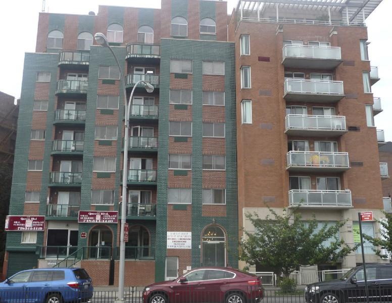 Apartment Building Queens 102-10 queens blvd. in forest hills : sales, rentals, floorplans
