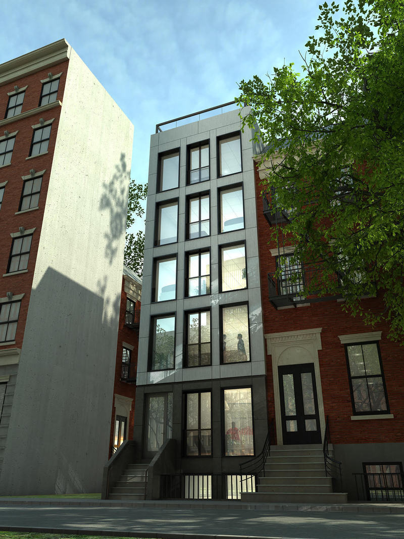 338 West 15th St In Chelsea Sales Rentals Floorplans