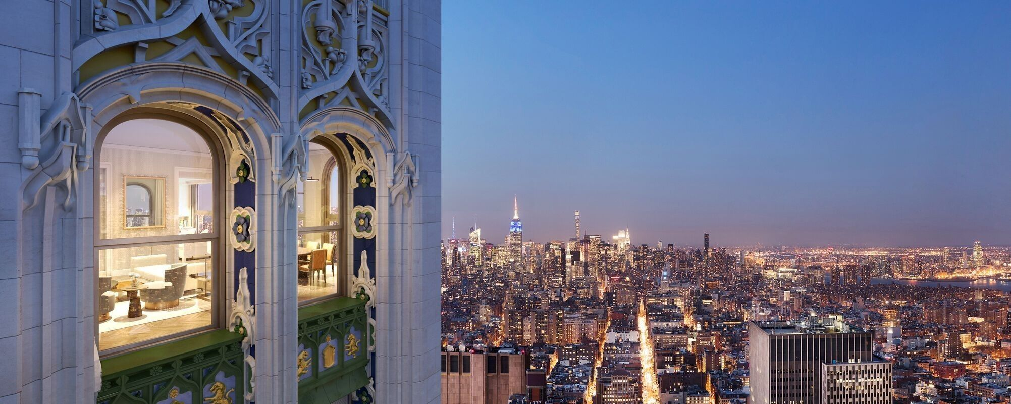 Building The Woolworth Tower Residences