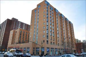 Strivers Gardens at 300 West 135th Street in Central Harlem