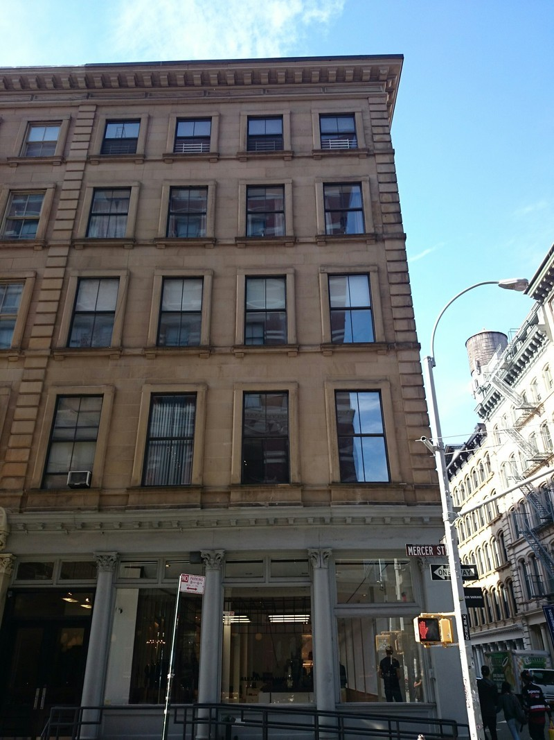 35 mercer st in soho sales rentals floorplans. Black Bedroom Furniture Sets. Home Design Ideas