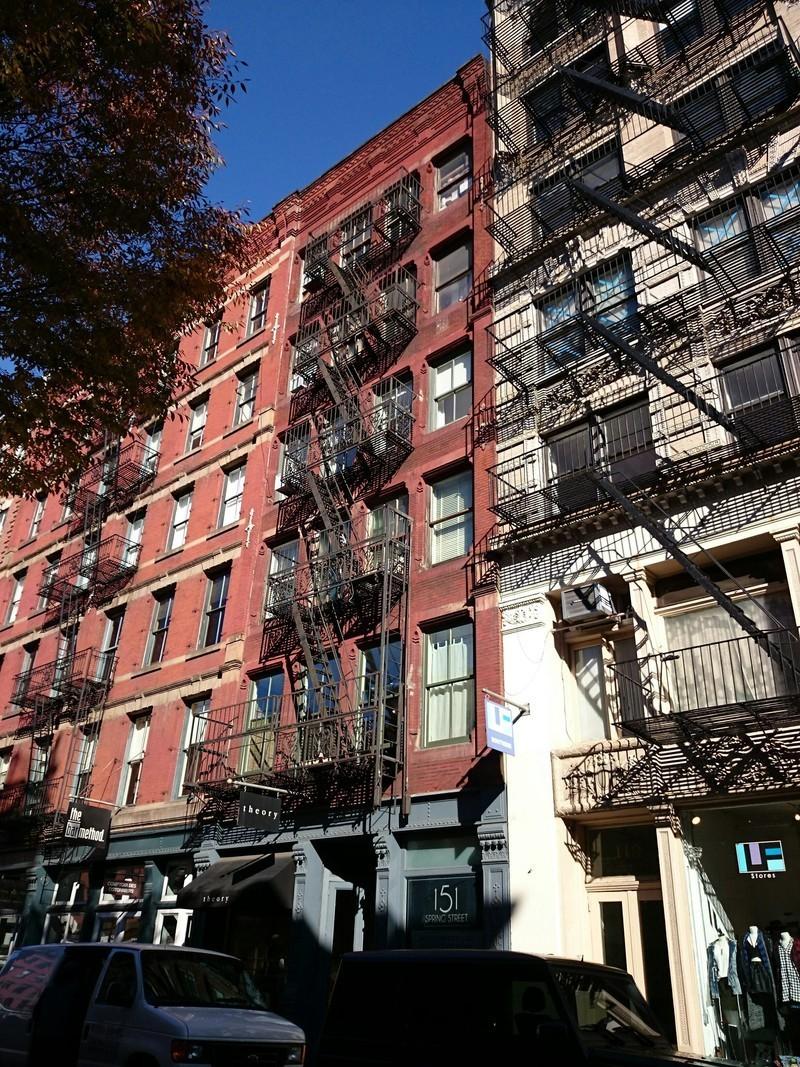 151 Spring St In Soho Sales Rentals Floorplans