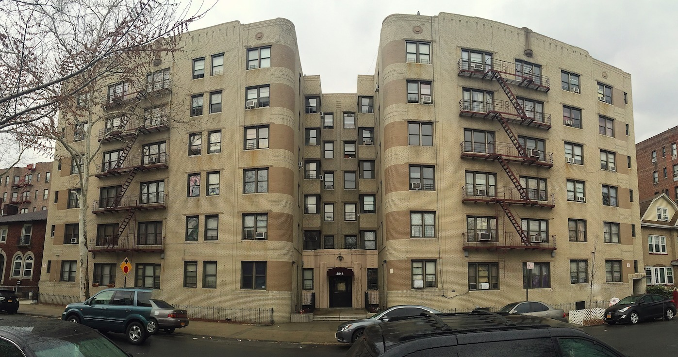 2845 University Avenue in Jerome Park, Bronx | Naked Apartments