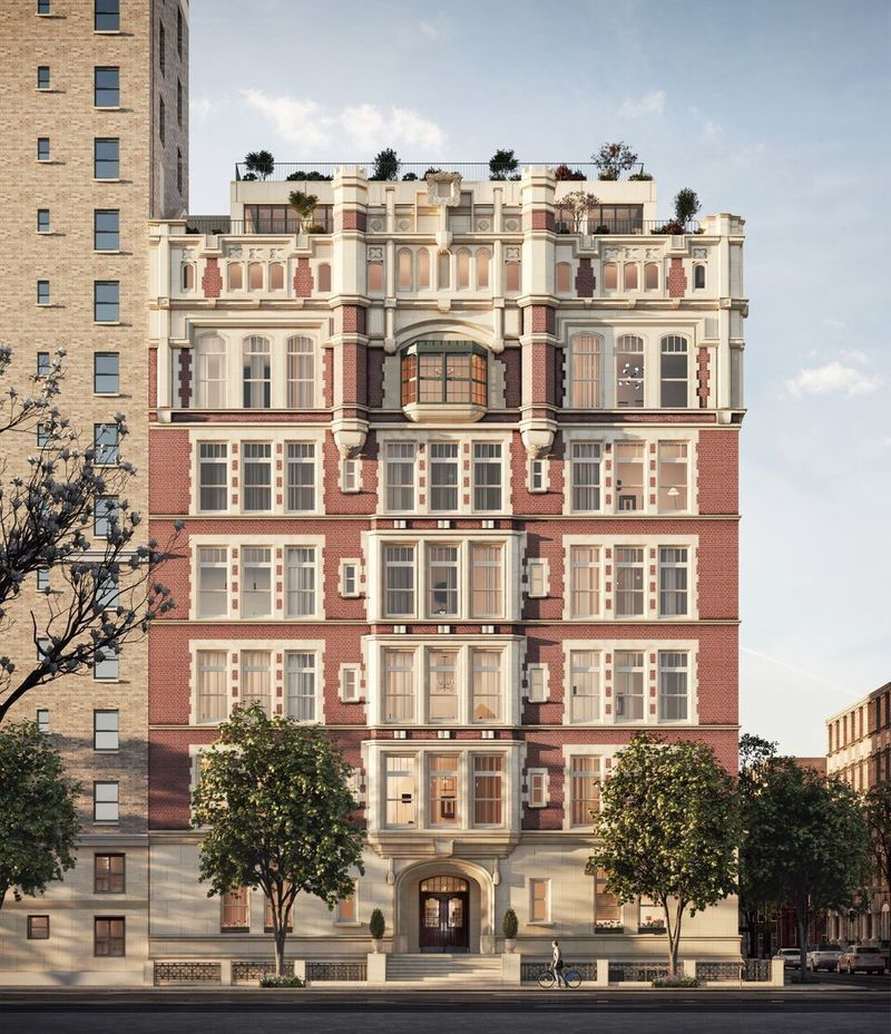 Rent Condo Nyc: 555 West End Ave. In Upper West Side : Sales, Rentals