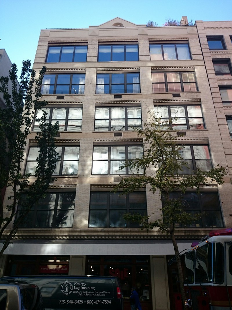 120 west 18th st in chelsea sales rentals floorplans for 111 8th ave 7th floor new york ny 10011
