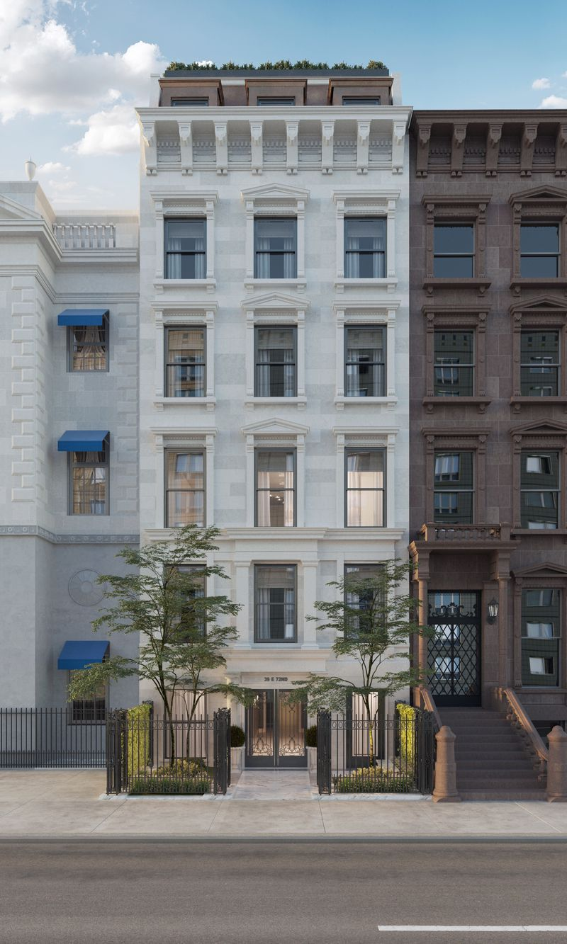39 East 72nd St In Lenox Hill Sales Rentals Floorplans Streeteasy
