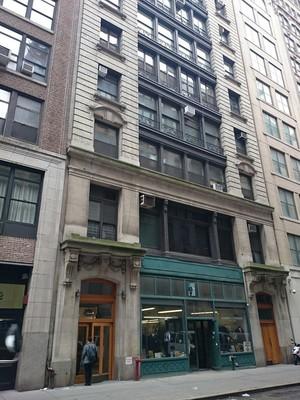 14 West 17th St In Flatiron Sales Rentals Floorplans