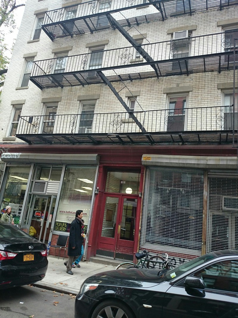 101 thompson st in soho sales rentals floorplans for Furniture stores nyc soho