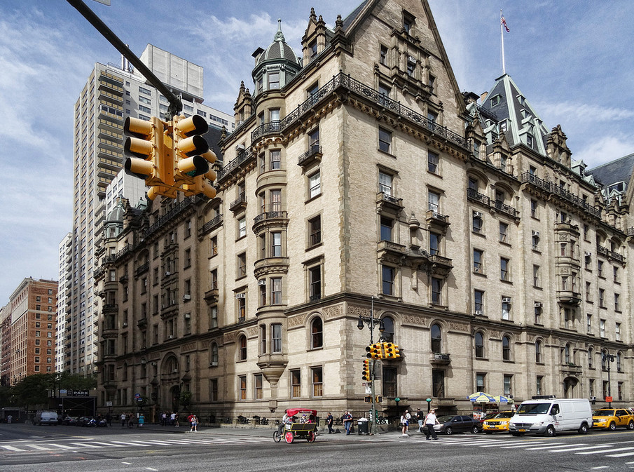 city building side. 1 West 72nd Street  32 The Dakota at St in Upper Side Sales Rentals