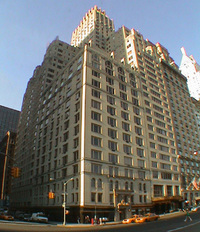 Trump Parc East at 100 Central Park South in Central Park South