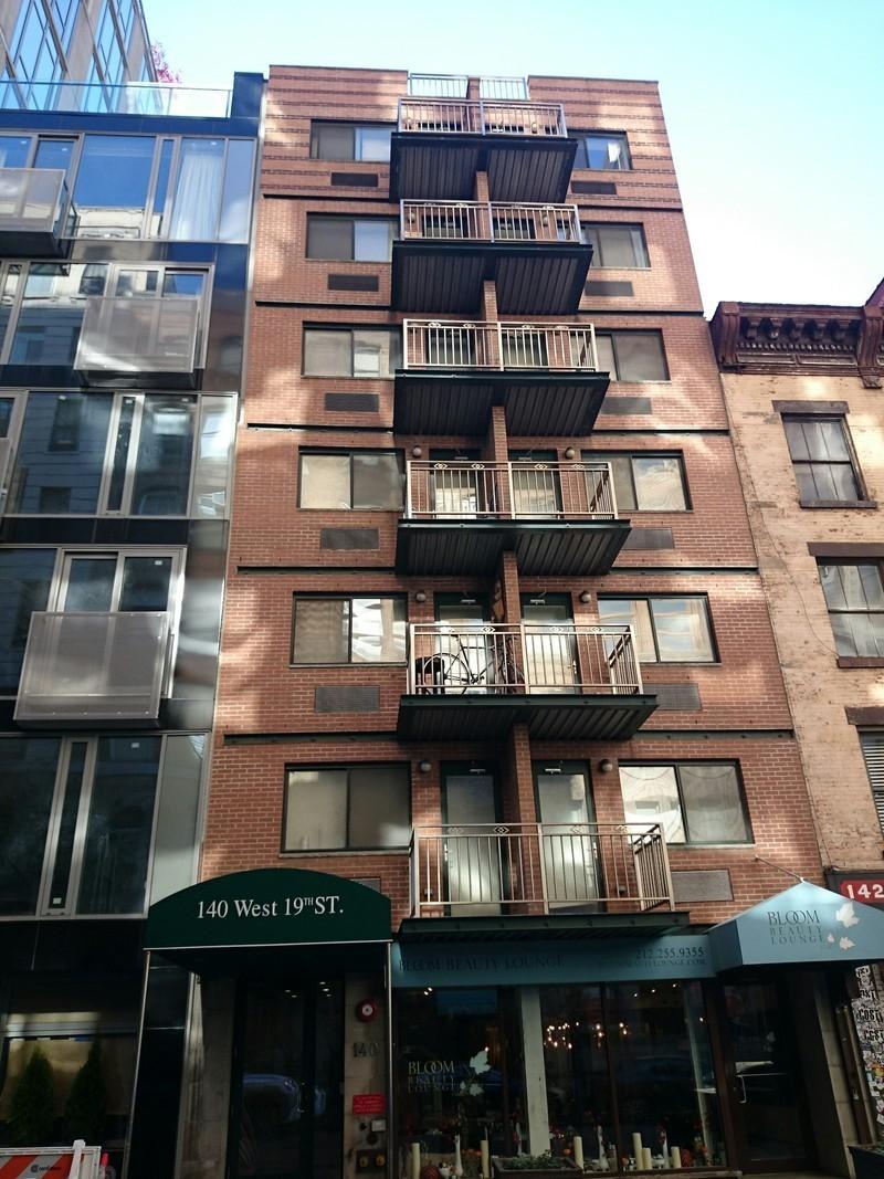 140 west 19th st. in chelsea : sales, rentals, floorplans | streeteasy