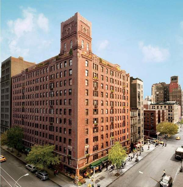 Rent Apartments In Nyc: Devonshire House At 28 East 10th St. In Greenwich Village