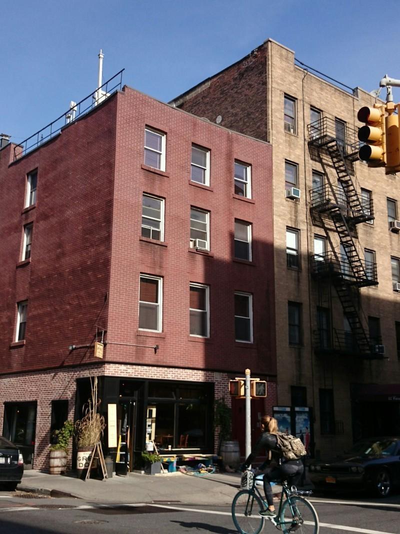 49 carmine street in west village manhattan naked for Manhattan west village apartments