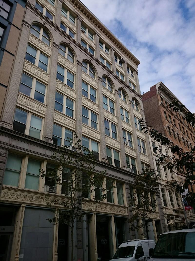 141 Wooster St In Soho Sales Rentals Floorplans