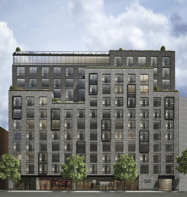Rent Condo Nyc: The Adeline At 23 West 116th St. In South Harlem : Sales