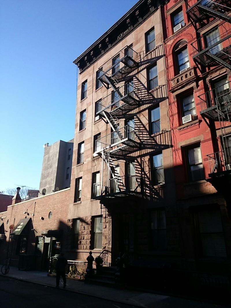25 leroy street in west village manhattan naked apartments for Manhattan west village apartments