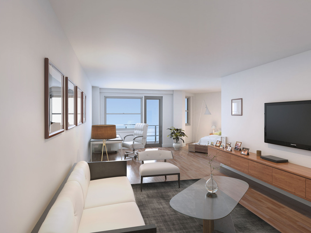 parker towers at 104 20 queens blvd in forest hills sales rentals floorplans streeteasy. Black Bedroom Furniture Sets. Home Design Ideas