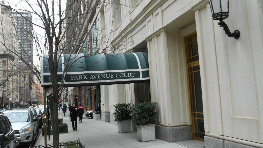 Park Avenue Court At 120 East 87 Street In Upper East Side