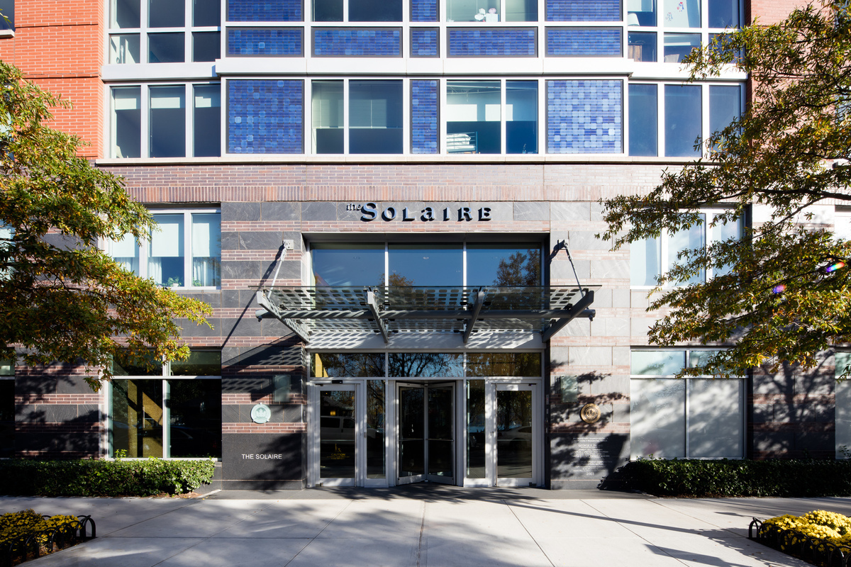 The solaire at 20 river terrace in battery park city for 2115 east river terrace
