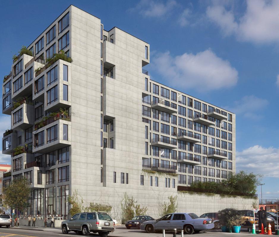 Jackson Ave Apartments Long Island City