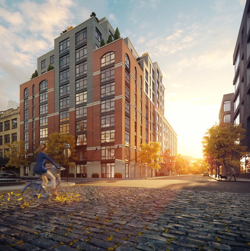 Streeteasy Rentals: 440 Washington St. In Tribeca : Sales, Rentals, Floorplans