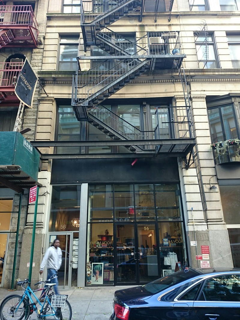 56 East 11th St In Greenwich Village Sales Rentals