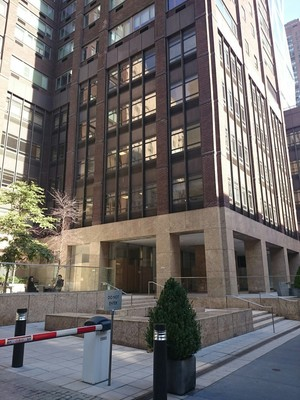 The Sheffield at 322 West 57th Street in Hell's Kitchen